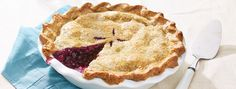 Gluten Free* Blueberry Pie - Now everyone can enjoy this fresh and fruity classic pie.