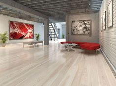 Go to our site for a whole lot more about this magnificent photo Ash Flooring, Wide Plank Flooring, Hardwood Floors, Quickstep Laminate, Wall Cladding, Belem, Best Interior, Home Accessories, Milkshake