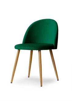 #homedecor #interiordesign #inspiration #decoration #design #green #chair #livingroom #home Dining Chairs, Stool, Living Room, Interior Design, Metal, Inspiration, Decoration Design, Furniture, Velvet