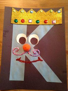 letter k crafts - Google Search