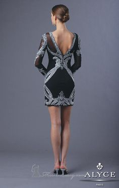 Alyce Paris 2324 by Alyce Claudine Collection                              …
