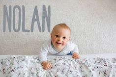 Baby boys names we predict will be huge - Boy Baby Names - Ideas of Boy Baby Names - Nolan Baby boys' names we predict will be huge this year Netmums Cool Boy Names, Unique Boy Names, Cute Names, Unique Baby, Baby Names And Meanings, Names With Meaning, Most Popular Names, New Baby Boys, Names