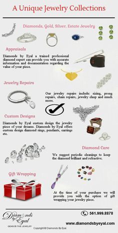 A Unique Jewelry Collections