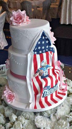 Wedding Cake Designs, Wedding Cakes, Army Times, Lane Cake, Football Wedding, Dessert Buffet, Park, Desserts, Food