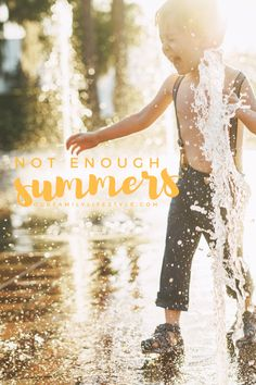 Their summer countdown begins. There's simply not enough summers; so enjoy each of the summers you have left. Sensory Activities, Educational Activities, Activities For Kids, Toddlers And Tiaras, 3 Year Olds, Let Them Be Little, Life Plan, Her Smile, Enough Is Enough
