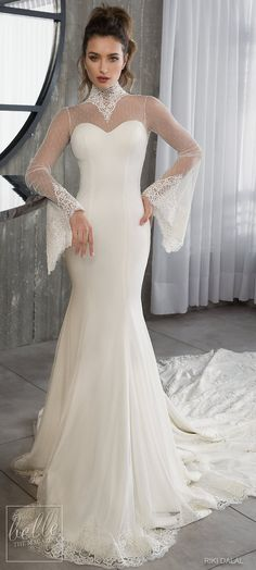 Riki Dalal Wedding Dresses Spring 2019 Glamour Bridal Collection