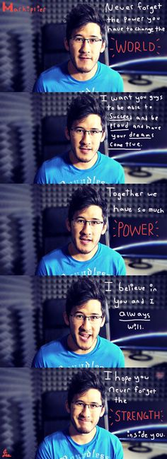 Markiplier Being Inspirational by jessfess27.deviantart.com on @deviantART