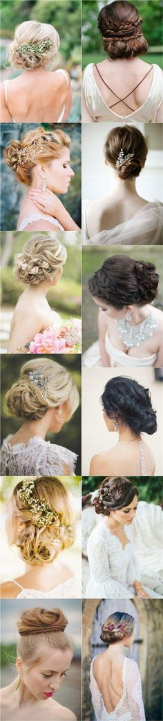 30 Fabulous Most Pinned Updos For Wedding (with Tutorial)