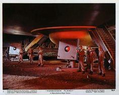 "Forbidden Planet. Before Star Wars there was this first ""blockbuster"" science-fiction movie."