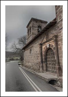 Ermita de Nuestra Señora de Tres Fuentes (Valgañón - La Rioja)