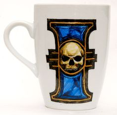 Inquisition mug I need this. I want my coffee heretic free