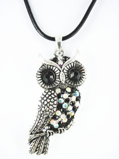 Owl Necklace :)