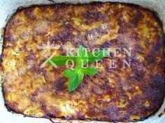 Σουφλέ με κολοκυθάκια και τυριά - Συνταγές Kitchen Queen Veggies, Meat, Chicken, Baking, Food, Meal, Patisserie, Vegetables, Backen