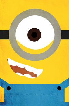 Make a minion tee from this.