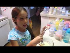 How To Make Fake Baby/Infant Formula and Orange Juice for Your Reborn Baby - YouTube