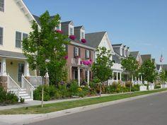 Homes in Alamo Placita in Denver Colorado Pleasant Grove, Local Real Estate, Santa Clara, Denver Colorado, Home Buying, Utah, The Neighbourhood, Mansions, House Styles