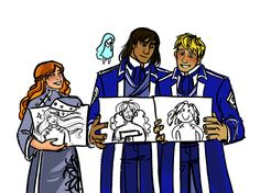 Let's Draw Shallan by Sheep