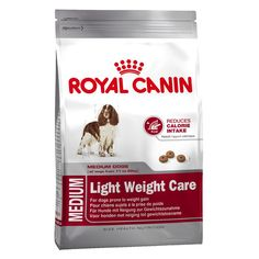 Animalerie  Royal Canin Medium Light Weight Care pour chien  2 x 13 kg