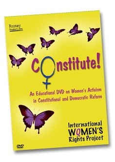 """""""Constitute! tells the story of the largest social mobilization of women in Canadian history in the 20th century. Led by the Ad Hoc Committee of Canadian Women and the Constitution, women and other activists across the country fought to gain stronger equality provisions were entrenched in the newly repatriated Constitution's Charter of Rights and Freedoms (Sections 15 and 28). The film celebrates their constitutional activism and passion for democratic renewal."""""""
