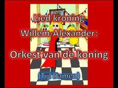 Kroningslied/ koningslied Willem-Alexander: Orkest van de Koning ( Tijl Damen)