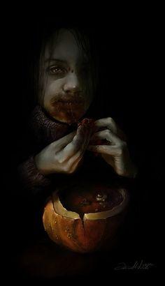 Arya Stark of Game of Thrones Digital Art by Ania Mitura