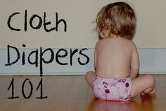 Starting Cloth Diapers