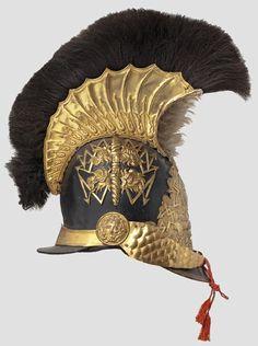 Francia. Gendarme du Roi 1814 Oficial
