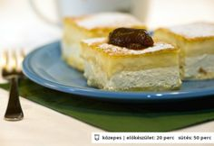 Hungarian Cake, Hungarian Recipes, Eat Pray Love, Delish, Cheesecake, Pie, Cooking Recipes, Yummy Food, Sweets