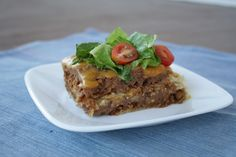 Taco Casserole | Vegetarian Casserole Queen