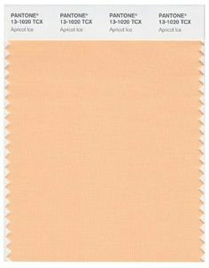 Pantone Apricot Ice - our colour for the day. As ever, quality over quantity. Let's nail those matches! Happy pinning! X