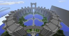 pmaguires-massive-round-square-is-our-servers-new-spawn-point.w654.jpg 654×351 pixels