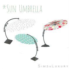 Sun Umbrella at Sims4 Luxury • Sims 4 Updates