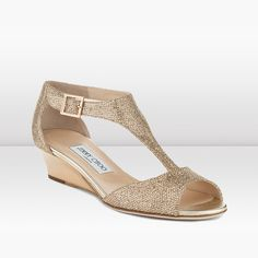wedding shoes, very cute - I can handle them because they don't have much heel and they are strapped to my heel. Maybe I can find a pair in blue.