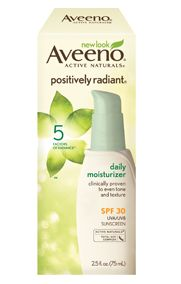 POSITIVELY RADIANT® Daily Moisturizer SPF 30