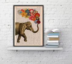 Loving this elephant!