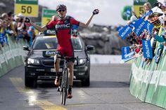 Tour de Suisse 2016 Stage 7: Van Garderen wins and Barguil in Yellow