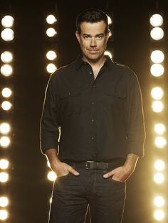 14 Best Carson Daly Images Carson Daly Carson Causes Of Panic