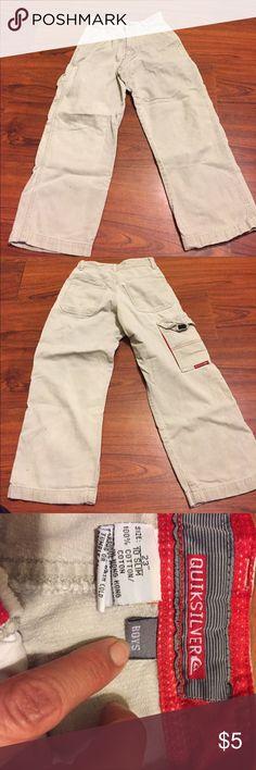 Vintage Quicksilver Beige Tan Corduroy Pants 10 Vintage Quicksilver Beige Tan Corduroy Pants 10Slim Quiksilver Bottoms Jeans