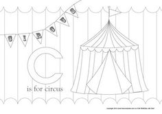 C is for circus