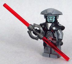 LEGO Star Wars Rebels Minifigure Inquisitor 5th Brother /& Lightsaber 75157 *New*