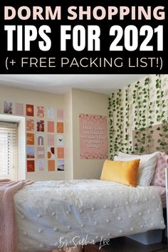 love these dorm shopping tips and tricks!! so helpful when i was gathering everything i needed for my dorm room College Dorm Organization, College Dorm Rooms, College Hacks, Dorm Room Setup, Boho Dorm Room, Dorm Shopping, Shopping Tips, Inspiration Room, College Dorm Decorations