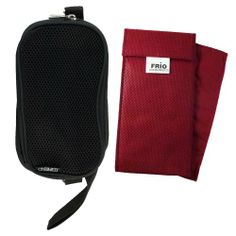 ChillMed - Soft Sided Travel Case with Air Flow Pocket for Your Cooling Wallets Holds Your Poucho's and Frios Individuals and Duo Pens (Burgundy Duo Frio) ChillMed,http://www.amazon.com/dp/B00AFUHZY4/ref=cm_sw_r_pi_dp_etfmtb07T907KH0Q