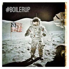#BoilerUp