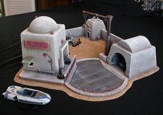Tatooine Speeder Shop