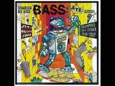 Maggotron Crushing Crew - The Return Of The Bass That Ate Miami