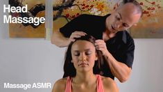 Head Massage & Face Massage - Relaxing ASMR