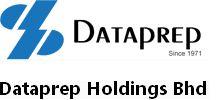 Jawatan Kosong Dataprep Holdings Bhd