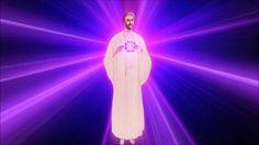St Germain Send Violet Flame