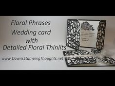 Floral Phrases wedding card video | Dawn's Stamping Thoughts | Bloglovin'