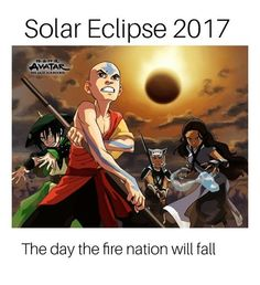 cosplayfangear: #TODAY THE #FIRENATION GOES DOWN http://ift.tt/2wz3b9G eclipse avatar ang meme funny lol anime manga #anime #cosplay #costume #otaku #gamer #videogames